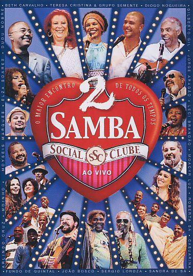 Samba Social Clube 2 - Ao Vivo - DVD