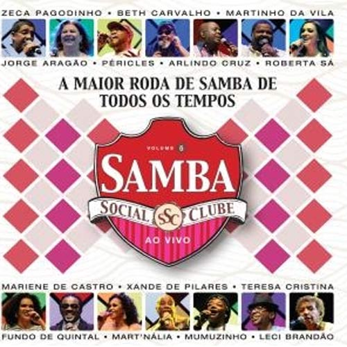 Samba Social Clube Volume 05 (202)