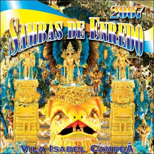 Sambas De Enredo - 2007 - CD