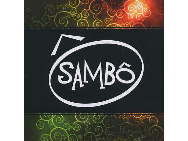 Sambô - Retalhos de Cetim - CD