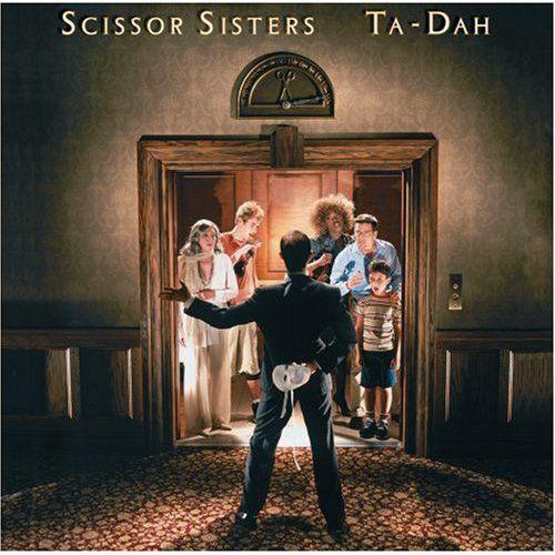 Scissors Sisters - Ta-Dah - Music Pack - CD
