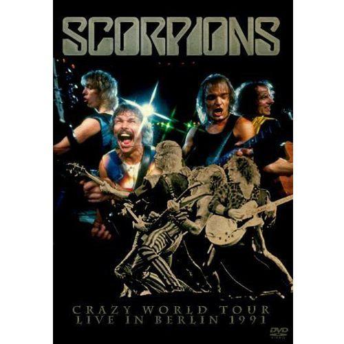 Scorpions - Crazy World Tour - Live In Berlin 1991 - DVD