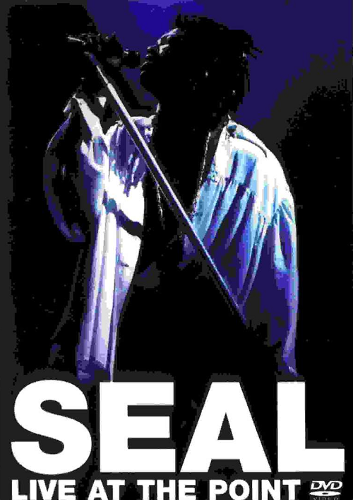 Seal - Live At Point - DVD