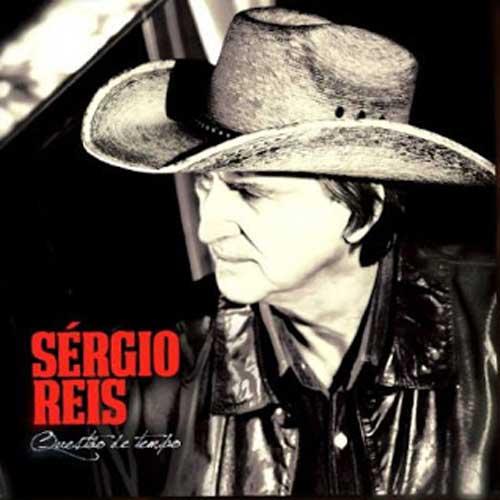 Sérgio Reis - Questão De Tempo - CD