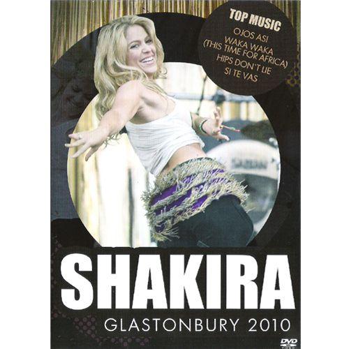Shakira - Glastonbury 2010 - DVD