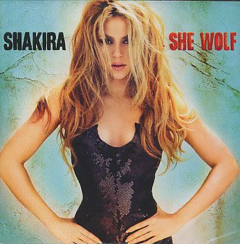 Shakira - She Wolf (Next Run Version)
