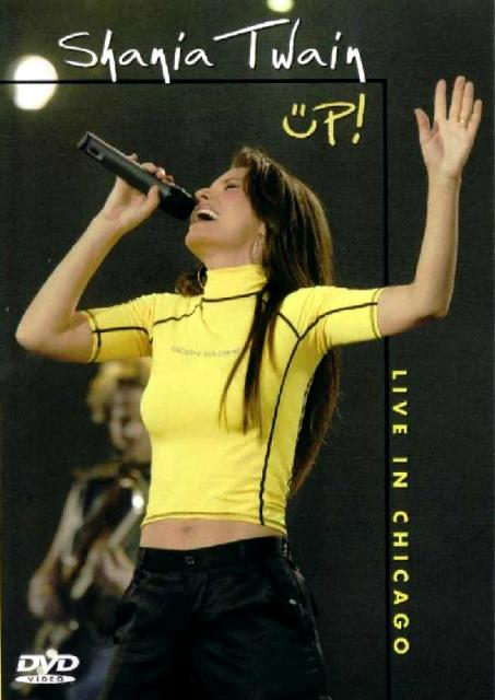 Shania Twain - Up Live In Chicago - DVD