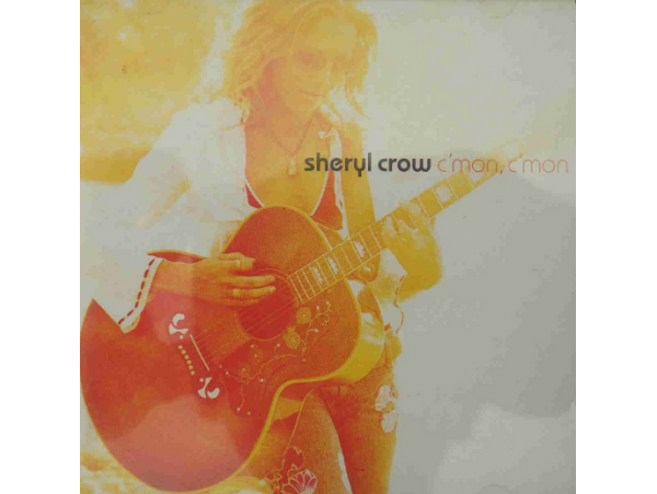 Sheryl Crow - C´row, C´mon - CD