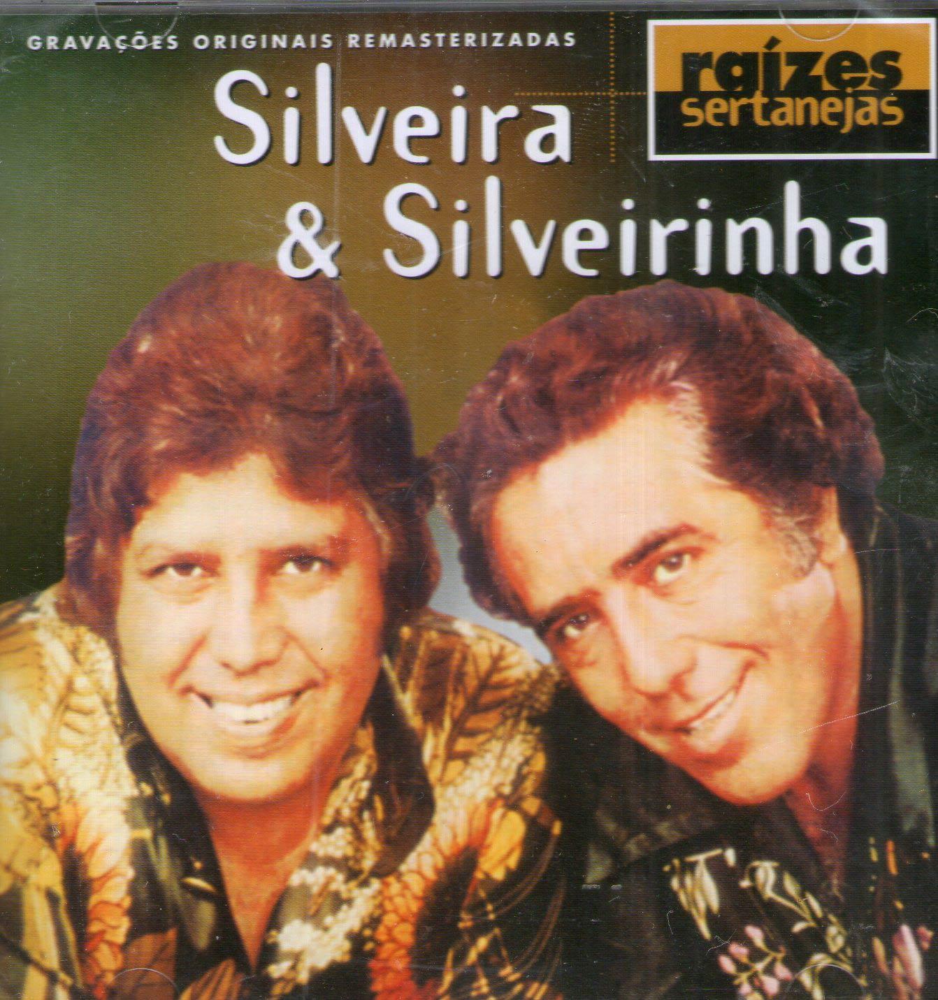 Silveira & Silveirinha – Raízes Sertanejas - CD