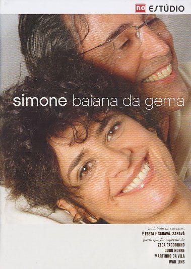 Simone - Baiana Da Gema - DVD