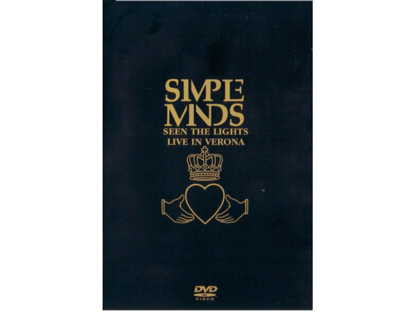 Simple Minds - Seen The Lights - DVD
