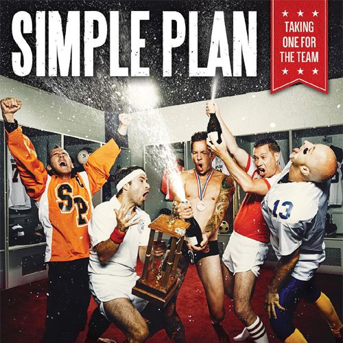 Simple Plan - Taking One For The Team - CD