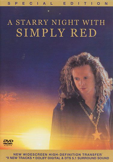 Simply Red - A Starry Night With - DVD