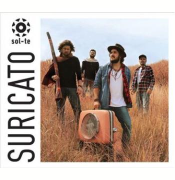 Suricato - Sol-te - CD