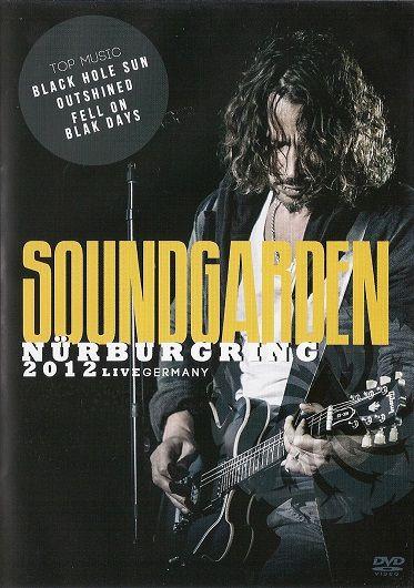 Soundgarden - Nürburgring - 2012 - Live Germany - DVD