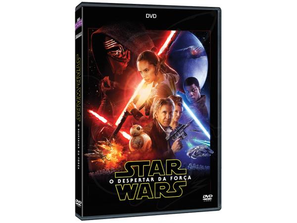 Star Wars -  O Despertar Da Força - Filme - DVD