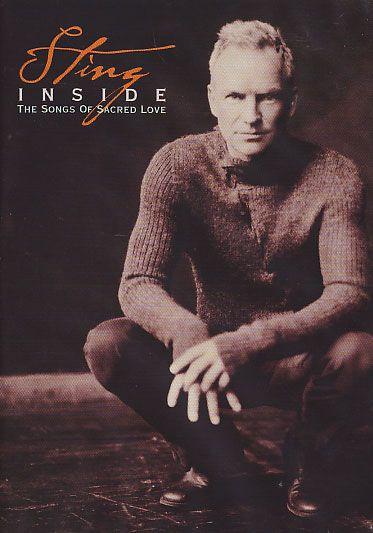 Sting - Inside The Songs Of Sacred Love - DVD