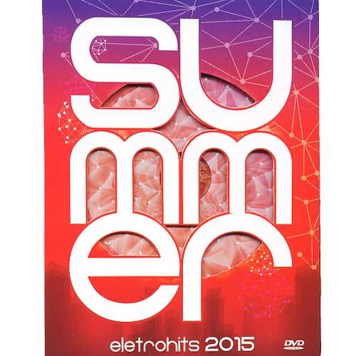 Summer Eletrohits 2015 - DVD (Digipack)