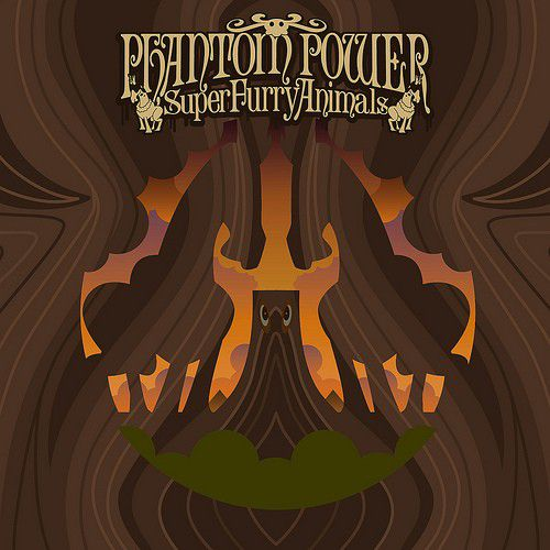 Super Furry Animals - Phantom Power - CD