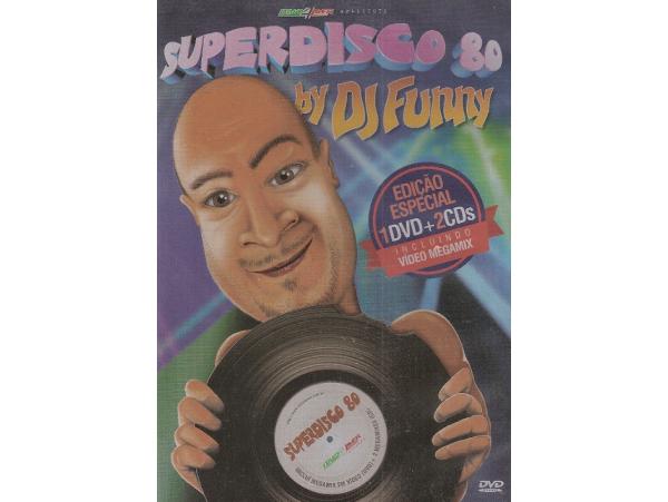 Superdisco 80 - (DVD+2 CD´s)