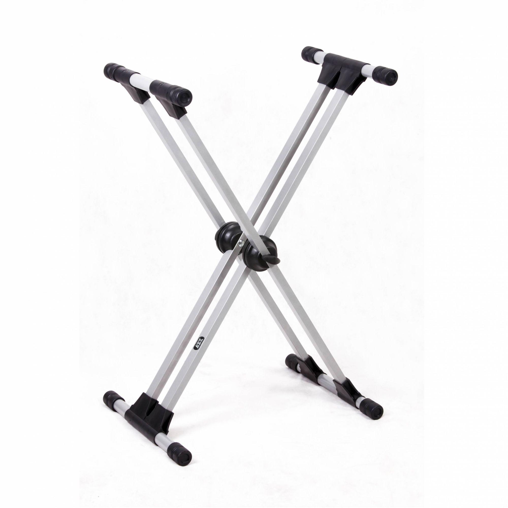 Suporte Pedestal Para Teclado Rerforçado c/ Regulagem de Altura ASK SI99D