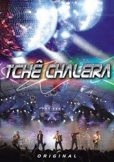Tchê Chaleira - Original - DVD