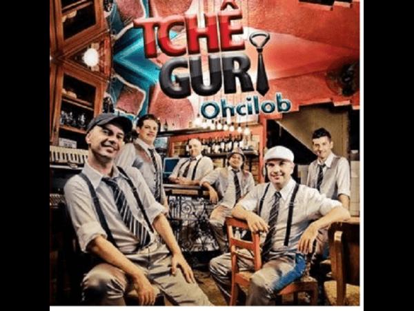 Tchê Guri - Ohcilob - CD