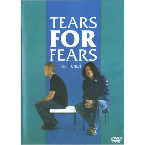 Tears For Fears - Live The Best - DVD