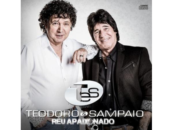 Teodoro & Sampaio - Réu Apaixonado - CD