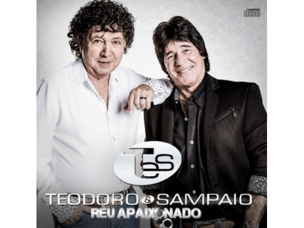 Teodoro & Sampaio - Réu Apaixonado - Envelope - CD