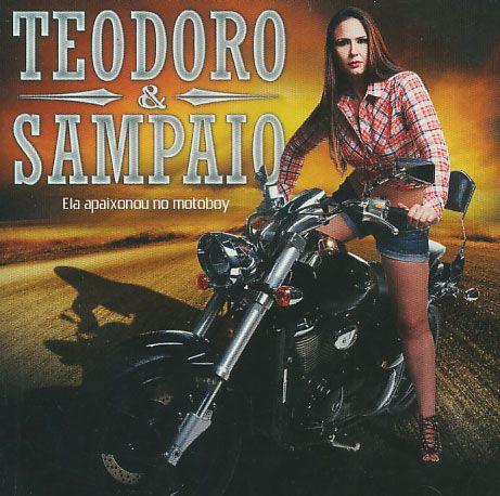 Teodoro &  Sampaio - Ela Apaixonou No Motoboy - CD