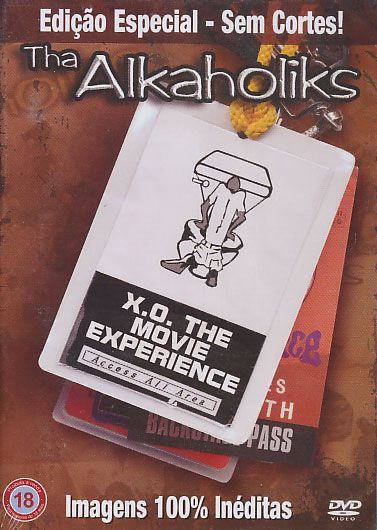 Tha Alkaholiks - X.O. The Movie Experience