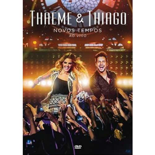 Thaeme e Thiago - Novos Tempos Ao Vivo - DVD