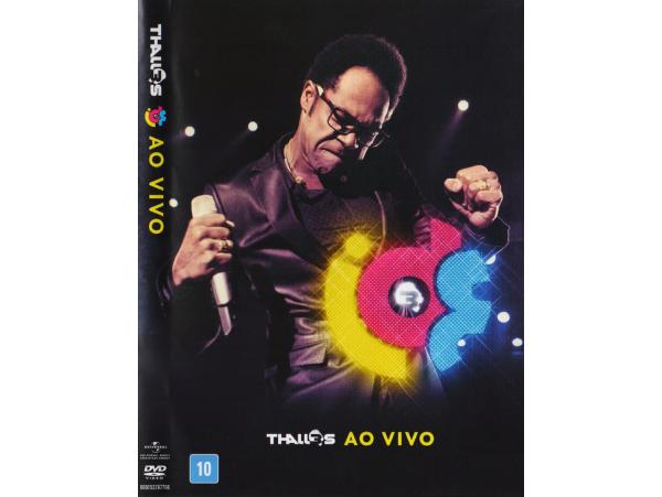 Thalles -  Ao Vivo - DVD