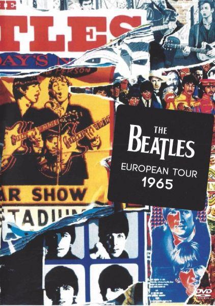 The Beatles - European Tour 1965 - DVD