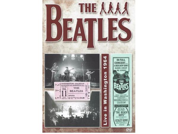 The Beatles - Live In Washington 1964 - DVD