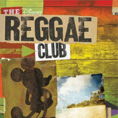 The Disney Reggae Club - CD