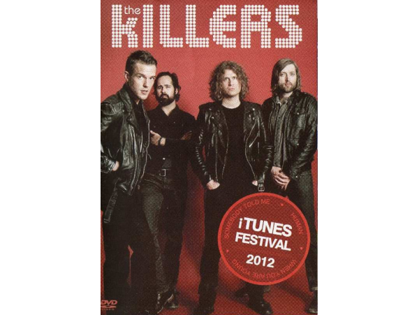 The Killers - Itunes Festival - 2012 - DVD