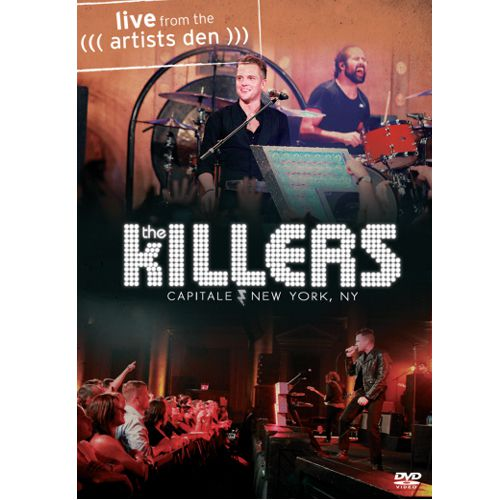 The Killers - Live From The Artists Den - DVD
