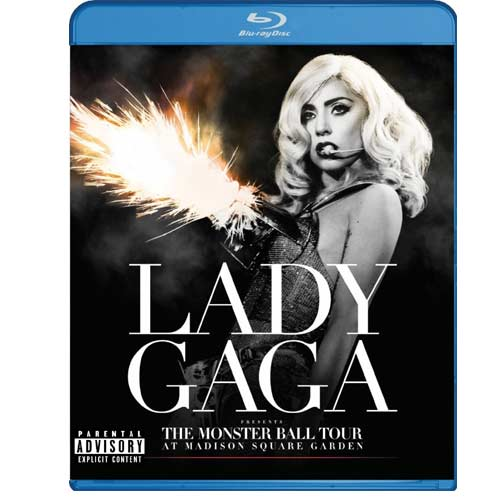 The Monster Ball Tour At Madison Square - Blu - Ray