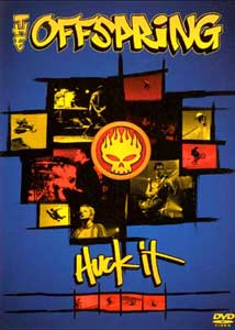 The Offspring - Huck It - DVD