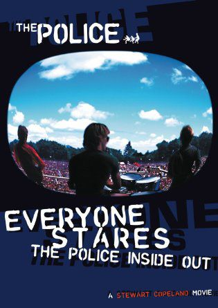 The Police - Everyone Stares - The Police Inside Out - DVD