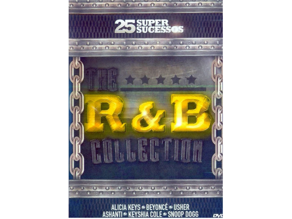 The R&b Collection - 25 Super Sucessos - DVD