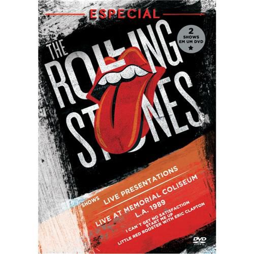 The Rolling Stones - Especial Shows - DVD