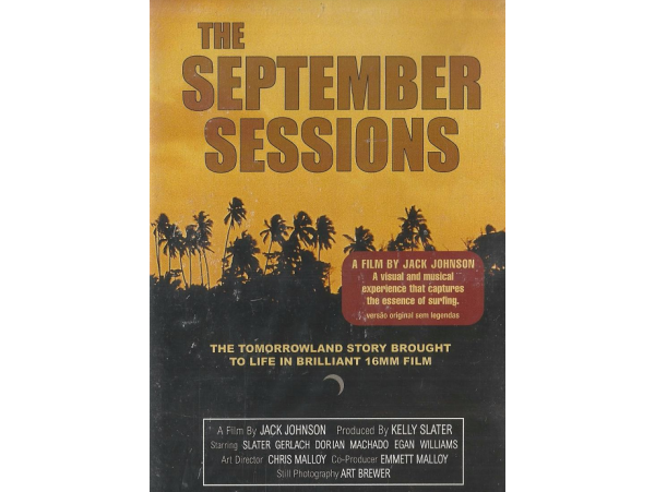 The September Sessions - DVD