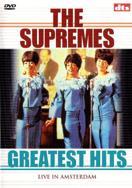 The Supremes - Greatest Hits - Live In Amsterdam
