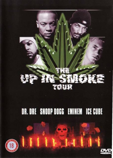 The Up In Smoke Tour (digipack)
