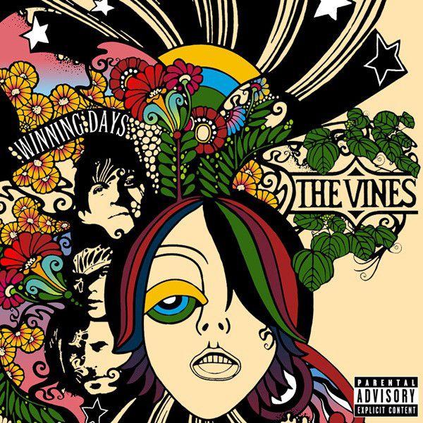 The Vines - Winning Days - CD