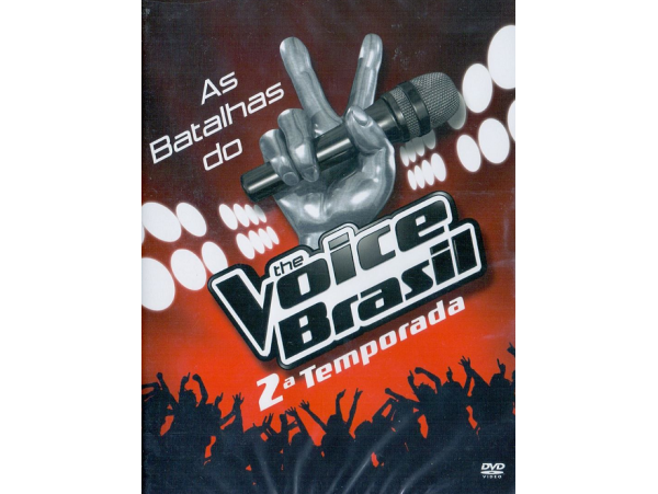 The Voice Brasil - Batalhas - 2ª Temporada  - DVD