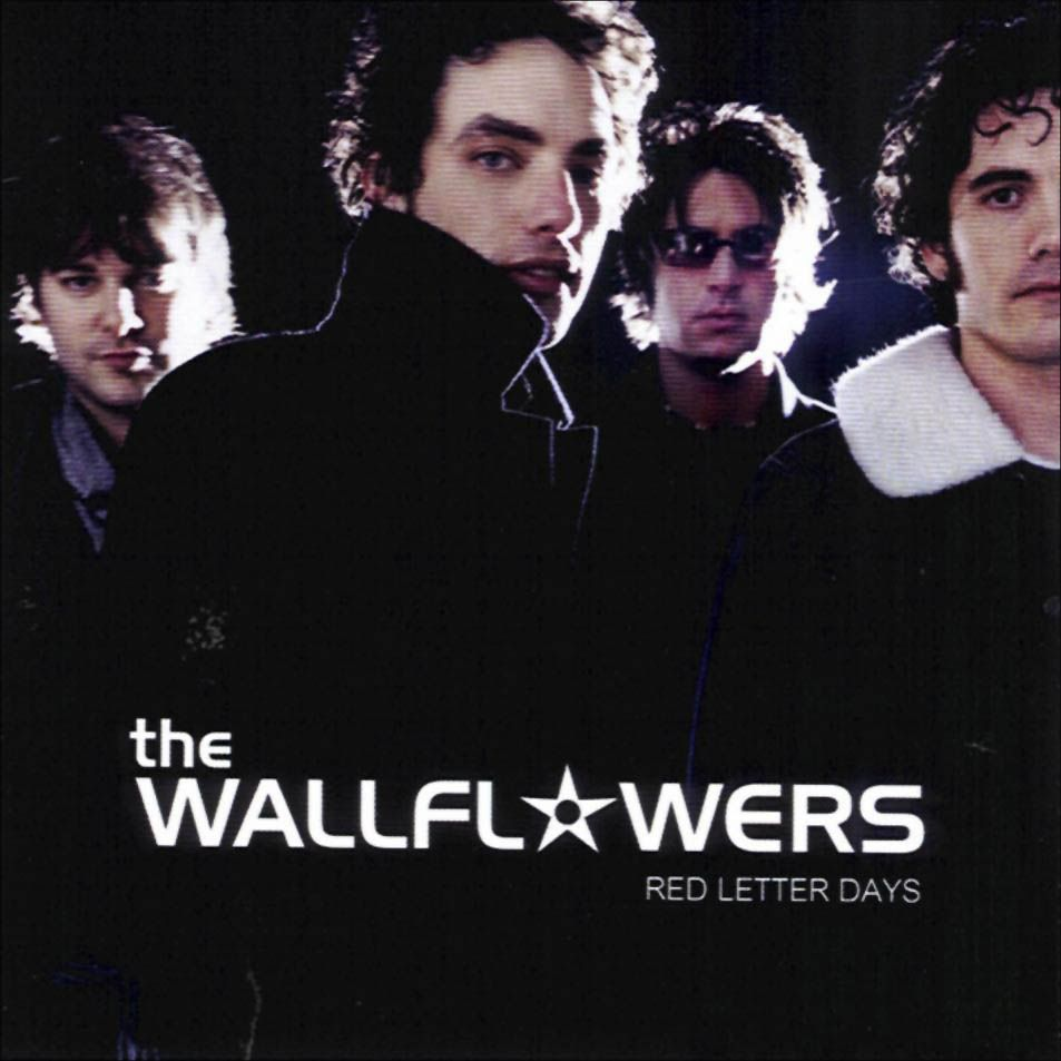 The Wallflowers - Red Letter Days - CD